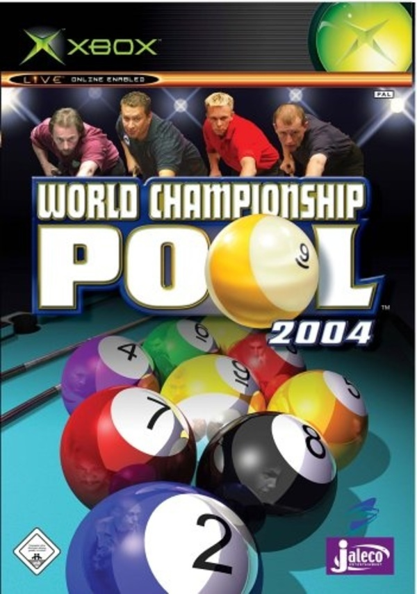Cover zu World Championship Pool