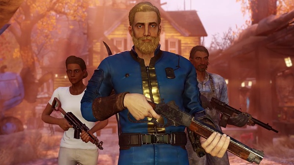 Fallout 76 - Patch 13 mit neuen Public Events & Nuclear Winter-Map ist da