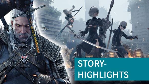 Spiele mit guter Story: 19 tolle Geschichten auf PS4, Xbox One & Switch