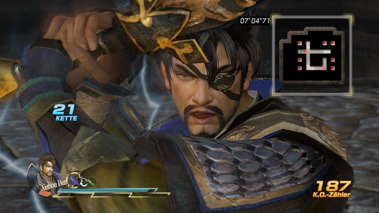 Dynasty Warriors 8 Xtreme Legends Complete Edition Im Test Game Ps4 Der Grafik Sieht Man Ihre Ps3 Wurzeln An Die Charaktermodelle Sind Allerdings Teils Wirklich Detailliert