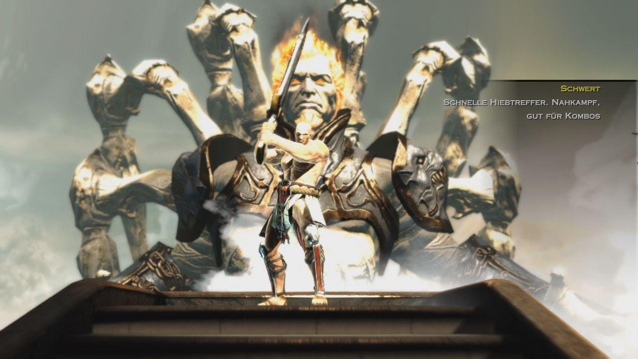 God Of War Waffen