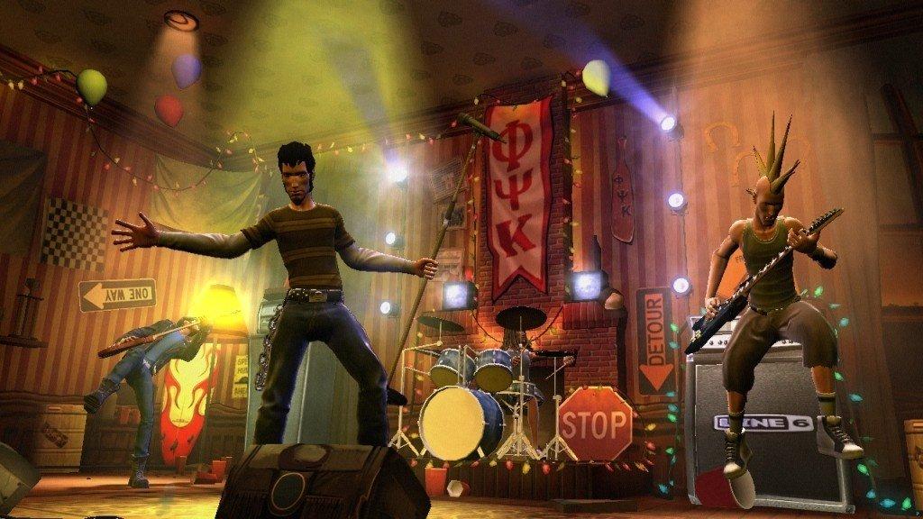 Guitar Hero Android World Tour