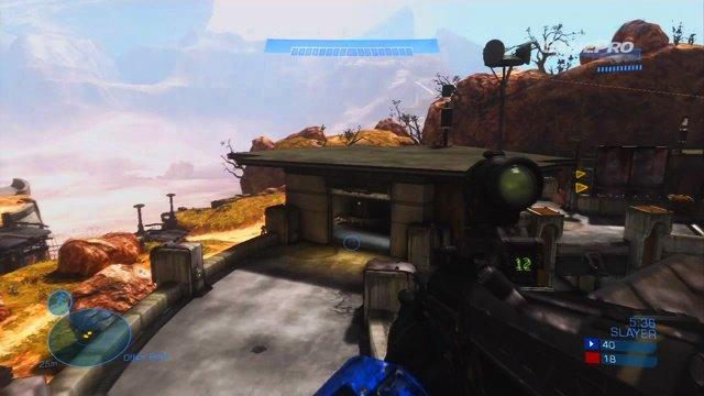 Halo: Reach Beta - Redaktionsvideos aus der Beta-Version des Xbox