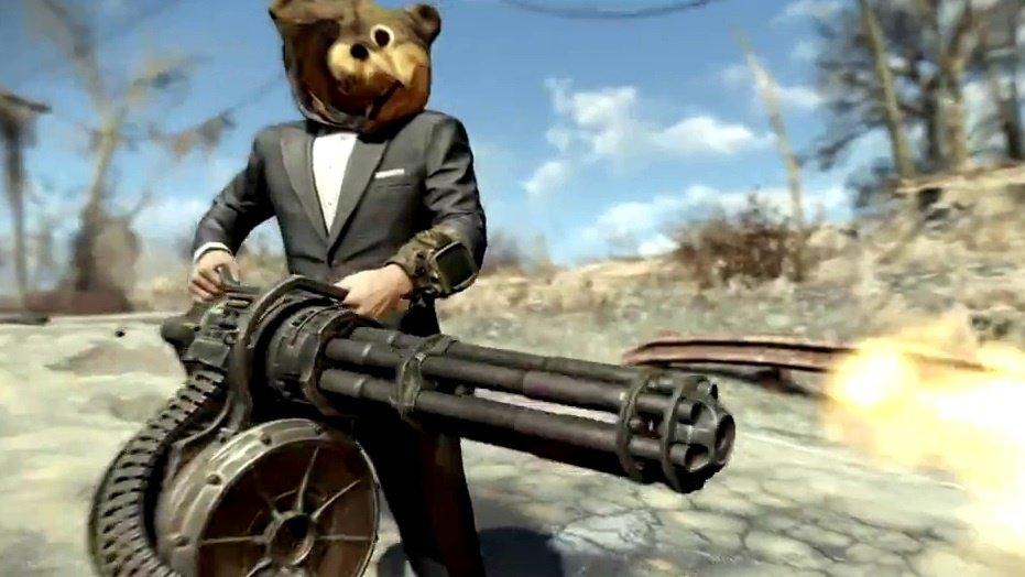 Fallout 4 - Keine Mod-Tools auf den Konsolen