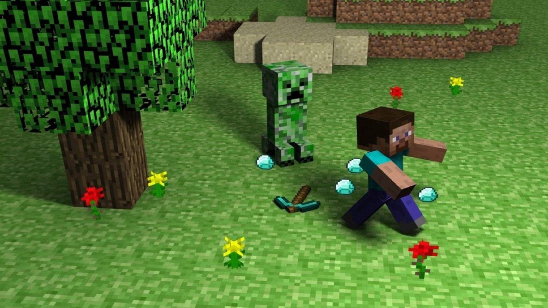 Minecraft Portierung Als LaunchTitel Für PlayStation Update - Minecraft zusammen spielen ps3
