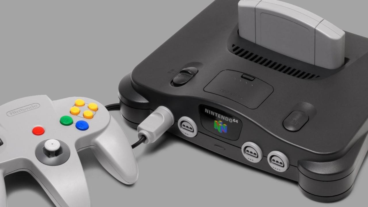 Nintendo 64 Neuauflage