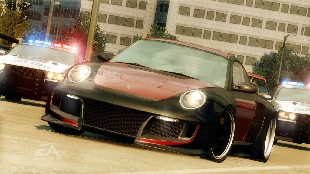 Need for Speed: Undercover - Trailer - Neues Gameplay-Video