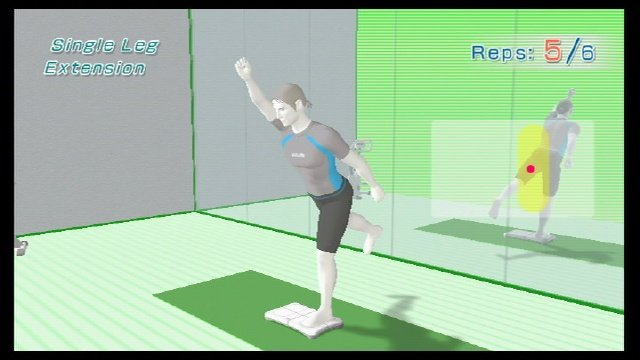 wii fit im test gamepro. Black Bedroom Furniture Sets. Home Design Ideas