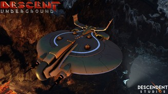 Descent: Underground - Screenshots zum Padre-Update