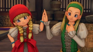 Dragon Quest 11 - Veronika Serena