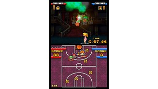 Mario Slam Basketball 5