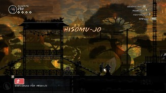 <b>Mark of the Ninja</b><br>Die Umgebungen in Mark of the Ninja sind sehr abwechslungsreich. Irgendwann spielt ein Level sogar in unserem eigenen Heim.