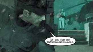 Metal Gear Solid Digital Graphic Novel 1