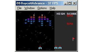 ...as is the case of Galaxian.