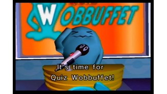 Quiz Wobuffet, another interesting choice for host