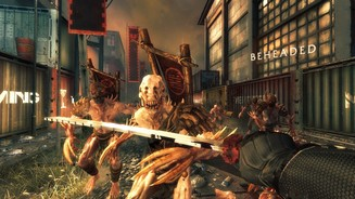 Shadow Warrior - Screenshots aus der Konsolenversion
