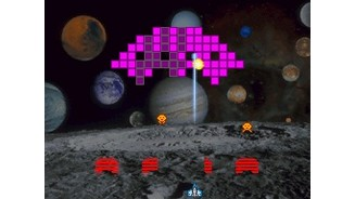 Space Invaders Revolution DS 1
