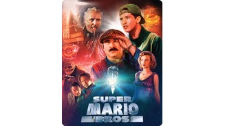Super Mario Bros. Steelbook