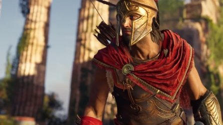 Assassin's Creed: Odyssey - Konzeptzeichnungen zeigen alternative Outfits für Alexio