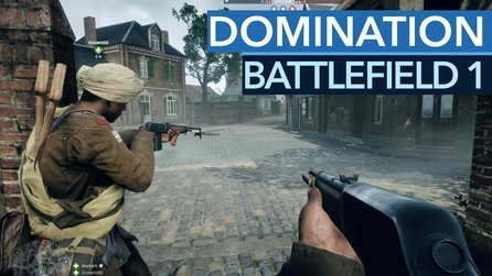Battlefield 1 - Video: Domination-Modus ausprobiert