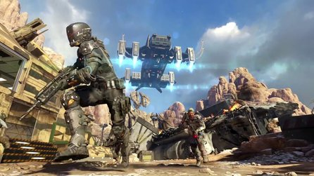 Call of Duty: Black Ops 3 - Launch-Gameplay-Trailer