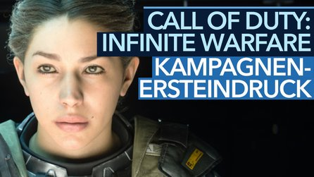 Call of Duty: Infinite Warfare - Ersteindruck: So gut ist die Solo-Kampagne