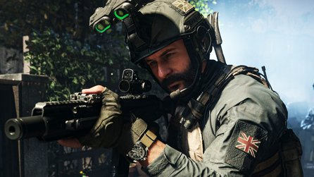 Modern Warfare - Update 1.09 ist da: Die wichtigsten Patch Notes