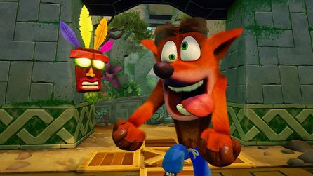 Crash Bandicoot N. Sane Trilogy - DLC-Leak deutet neues Future Tense-Level an