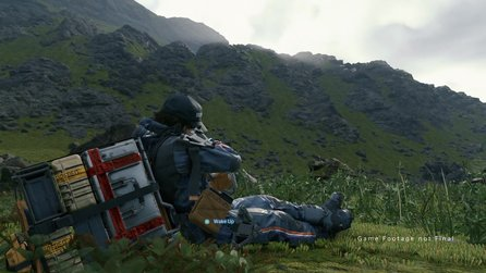 Death Stranding - 6 Minuten neues Gameplay von der gamescom 2019