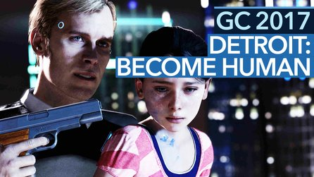 Detroit: Become Human - Gamescom-Demo: Retten wir die Geisel?