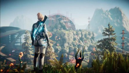 Everreach: Project Eden - Trailer stellt SciFi-Action-RPG vor