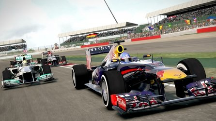 F1 2013 - Test-Video zur Formel-1-Simulation