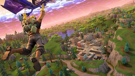 Fortnite - Playground-Modus bringt Respawns, Friendly Fire & extra viel Loot