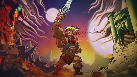 He-Man: The Most Powerful Game in the Universe - Launch-Trailer zum Master-of-the-Universe-Spiel für iOS