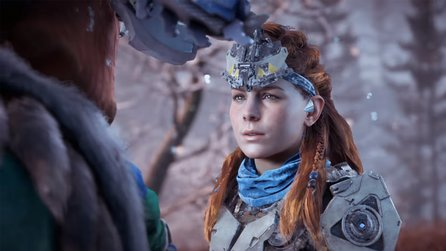 Horizon Zero Dawn: The Frozen Wilds - Launch-Trailer zeigt den hohen Norden & neue Gegnertypen