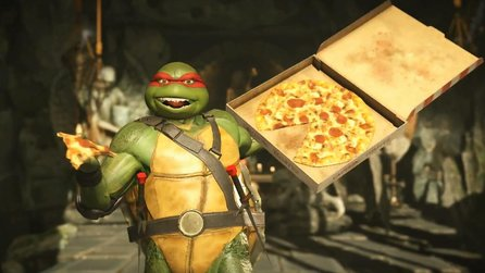 Injustice 2 - Gameplay-Trailer zeigt die Teenage Mutant Ninja Turtles in Aktion