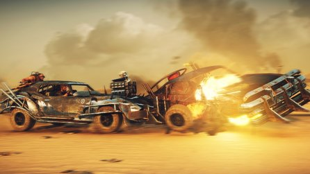 Mad Max - 14 Minuten Live-Gameplay von der E3