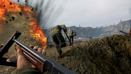 Medal of Honor: Above and Beyond - Das neue Medal of Honor zeigt seinen VR-Multiplayer im Trailer