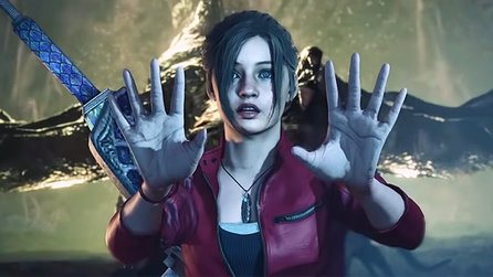 Monster Hunter World: Iceborne - Trailer enthüllt Resident Evil 2-Crossover
