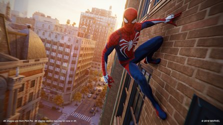 Marvel's Spider-Man - Spieler verlässt Open World & erkundet Rest von New York