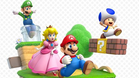 Super Mario 3D World - Test-Video zum 3D-Jump&Run für die Wii U