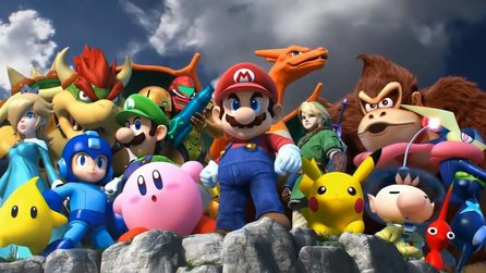 Super Smash Bros. Ultimate - Alle 75 Charaktere in der Kämpfer-Liste
