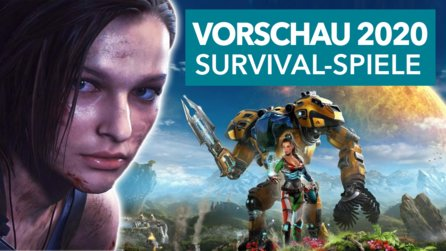 Survival-Spiele 2020: 7 Highlights für PS4, Xbox One & Switch