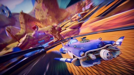Trailblazers - Gameplay-Trailer zeigt den Koop-Racer in Aktion