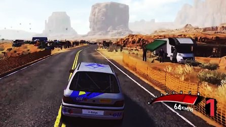 V-Rally 4 - Trailer: So sieht die Switch-Version des Rennspiels aus
