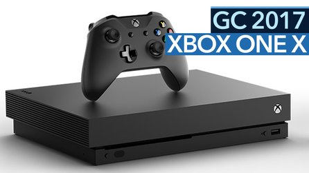 Xbox One X - Video: Was ist nun mit dem ES-Speicher, Aaron Greenberg?