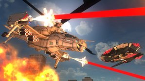 Earth Defense Force 5 Test - Invasion der Rieseninsekten!