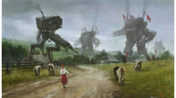 Iron Harvest - Concept Art