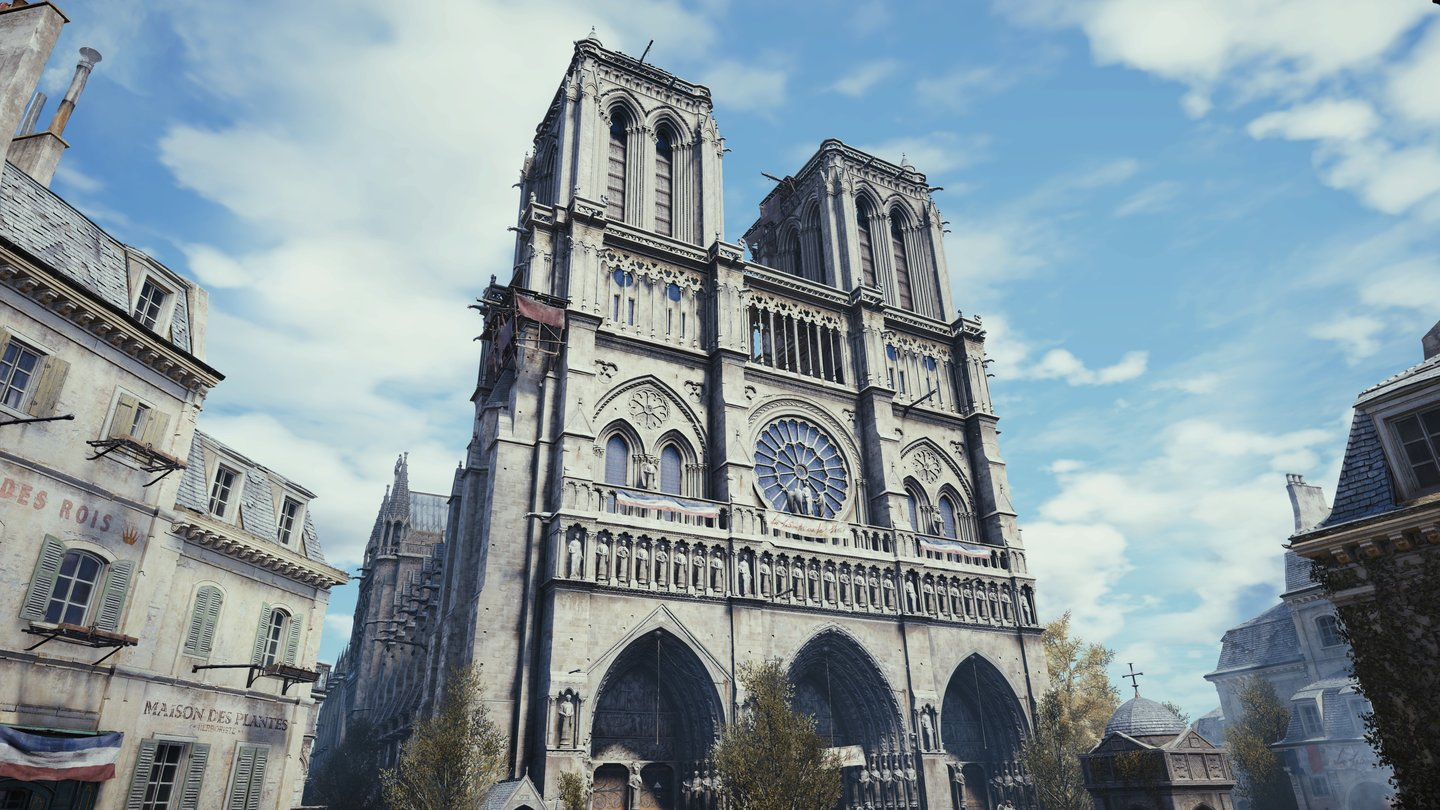 Assassin's Creed Unity - Notre Dame