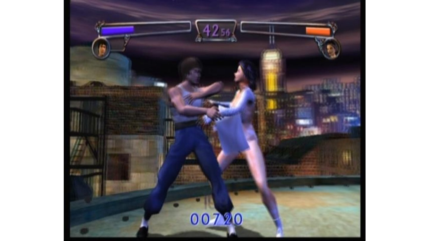 Mastering advanced moves will let you intercept enemy kicks and use them to your advantage